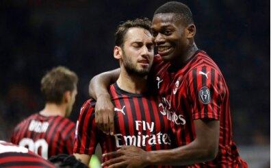 Hakan Çalhanoğlu şov yaptı, Milan'a yetmedi!