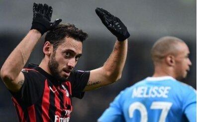 Milan'da Hakan Çalhanoğlu yol ayrımında!