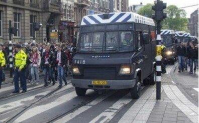 Hollanda'da 2 Fransız taraftara 'hapis' cezası