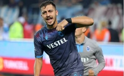 Trabzonspor'un sevinci; Pers kralı