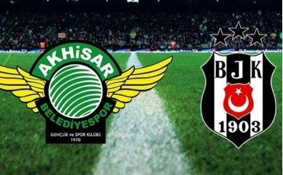 Akhisarspor BJK maçı canlı şifresiz izle, Beşiktaş maçı izle (bein sports 1 izle)