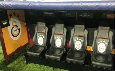 Galatasaray kulübesinde dikkat çeken olay
