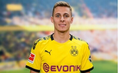 Borussia Dortmund, Thorgan Hazard'ı transfer etti