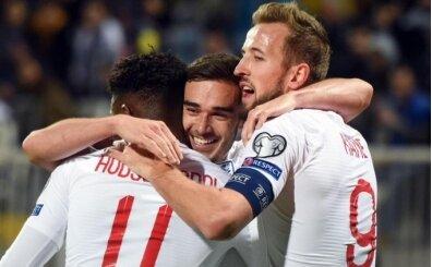 İngiltere, Kosova deplasmanında rahat kazandı