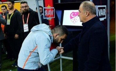 Galatasaray'dan Arda Turan'a transfer mesajı: 'Ya para ya da forma'