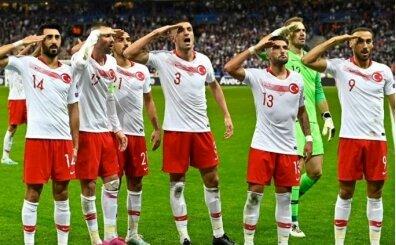 UEFA'nın Asker Selamı kararı!