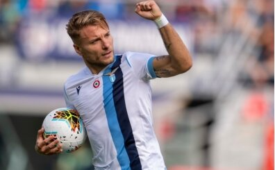 Lazio'dan efsane dönüş; 3-0'dan 3-3! Kjaer de kurtaramadı