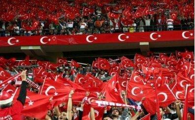 A Milli Futbol Takımı 5 yıl sonra Türk Telekom Stadı'nda