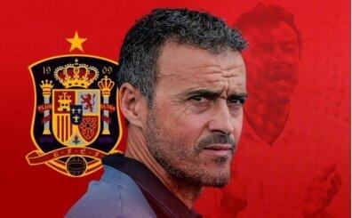 Luis Enrique, İspanya Milli Takımı'ndan istifa etti!