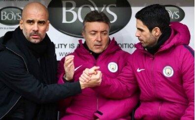 Pep Guardiola halefini açıkladı: Mikel Arteta
