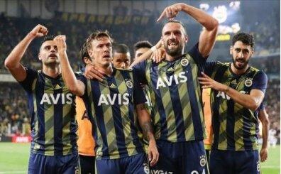 Fenerbahçe'nin süper ikilisi: Kruse-Muriqi