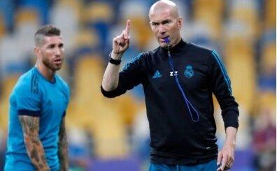 Zidane: 'İstanbul'da kazanmalıyız, başka çare yok'