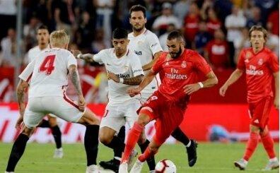 Bilyoner.com ile maç önü: Sevilla - Real Madrid