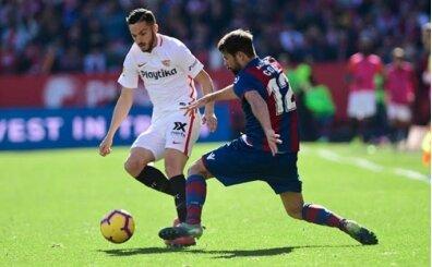 Bilyoner.com ile maç önü: Sevilla - Levante