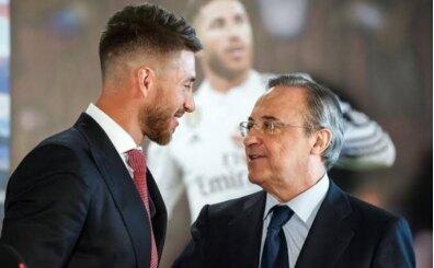 Florentino Perez: 'Ramos efsanesi devam edecek'