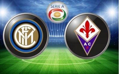 Fiorentina Inter canlı hangi kanalda? Fiorentina Inter maçı saat kaçta?