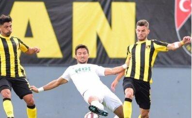 İstanbulspor ilk galibiyetini aldı!