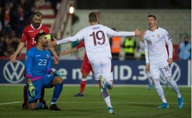 İsviçre güle oynaya EURO 2020'de!