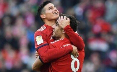 James, Real Madrid'e dönmek istemiyor!