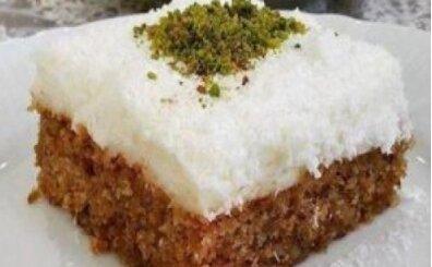 Kıbrıs tatlısı tarifi! Kıbrıs tatlısı nasıl yapılır, malzemeleri neler?