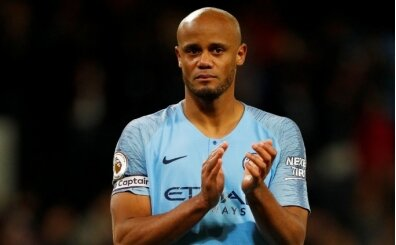 Kompany, Manchester City'den ayrılıyor
