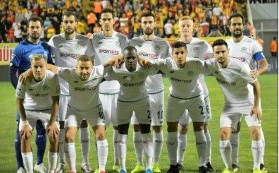 Konyaspor'dan Göztepe'ye tepki: 'Çağ dışı'
