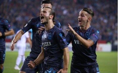 Trabzonspor-Krasnodar! Muhtemel 11'ler