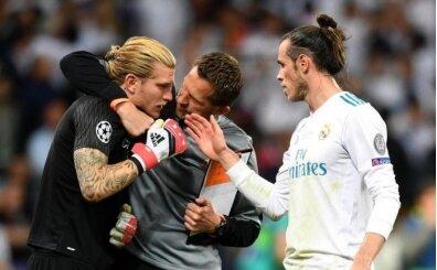 Gareth Bale'den Loris Karius açıklaması!