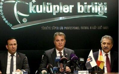 Kulüpler Birliği'nden Galatasaray'a tebrik!