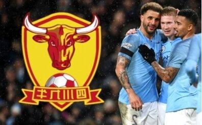 Manchester City'ye Çin'de kardeş kulüp