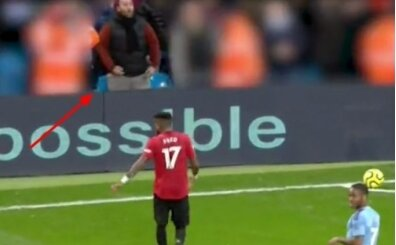 Bu kez Manchester derbisinde ırkçılık!