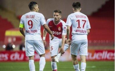 Fransa Ligue 1'de Monaco ucuz kurtuldu! Düşenler...
