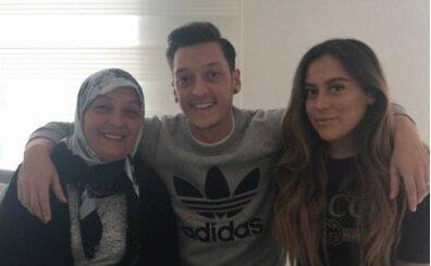 Mesut Özil'den bir örnek davranış daha