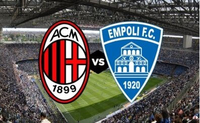 Milan Empoli canlı hangi kanalda? Milan Empoli maçı saat kaçta?
