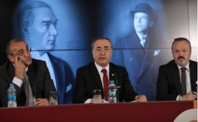 Galatasaray'da tarihi gün