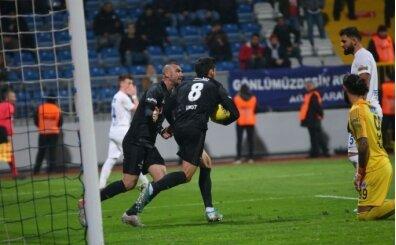 Beşiktaş, Kasımpaşa'yı deplasmanda 4 maç sonra yendi
