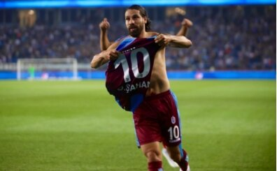 Olcay Şahan Trabzonspor'a veda etti!