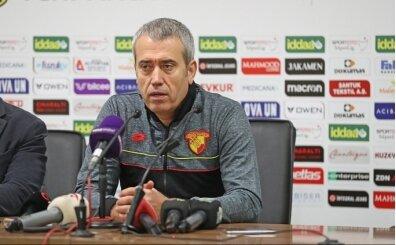Kemal Özdeş: 'Göztepe'ye 18 haftada hiç penaltı verilmedi'