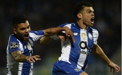Pepe, Porto'da golle tanıştı!