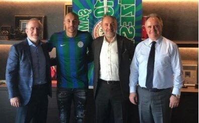 Fenerbahçe, Aatıf'ın Rize'ye transferi için açıklama yaptı