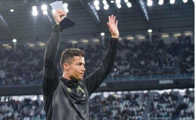 Cristiano Ronaldo: 'Başarıların sınırı yoktur'