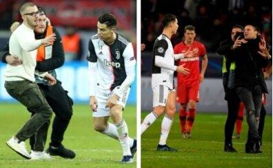 Ronaldo'dan Alman taraftarlara tepki