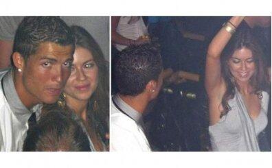 Ronaldo'ya şok! DNA'sı eşleşti