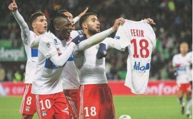 St-Etienne ile Lyon derbisini Bilyoner.com'da CANLI izleyin!