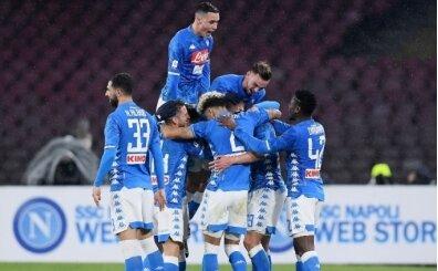 Napoli 2 golle zirve takibini sürdürdü! Lazio...