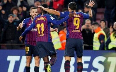 Barcelona'nın imdadına yine Messi yetişti!