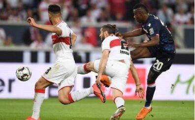 Ozan Kabaklı Stuttgart play-out'ta avantajı kaptırdı