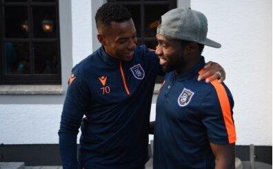 Başakşehir, yeni transferi Azubuike'ye kavuştu!