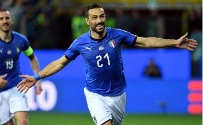 Quagliarella 36 yaşında İtalya tarihine geçti!