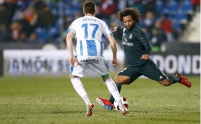 Real Madrid kaybetse de çeyrek finalde!